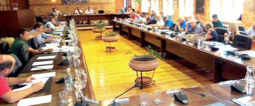 Ταυτόχρονες συνεδριάσεις δημοτικών συμβουλίων  σε Βέροια και Νάουσα