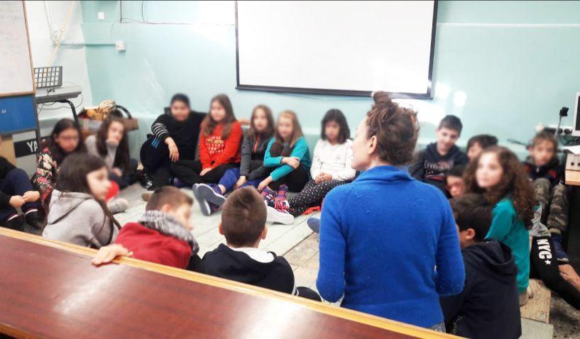 Πρόγραμμα ευαισθητοποίησης   και ενδυνάμωσης μαθητών και   μαθητριών στα έμφυλα στερεότυπα,   τις προκαταλήψεις και τις μορφές   της βίας μέσω βιωματικής εκπαίδευσης