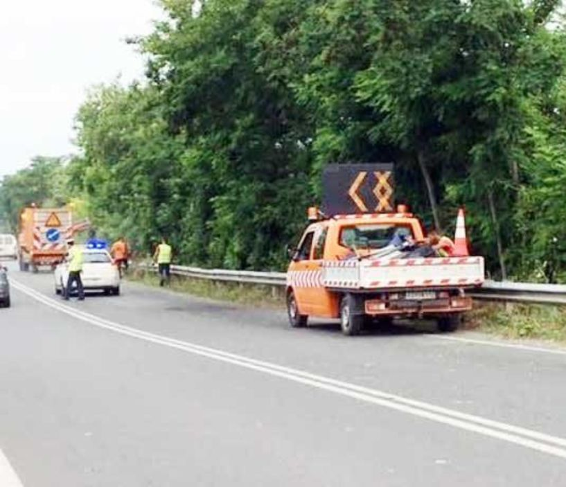 Κυκλοφοριακές ρυθμίσεις στην  Εγνατία Οδό, λόγω εργασιών κοπής ζιζανίων, θάμνων και μικρών δένδρων