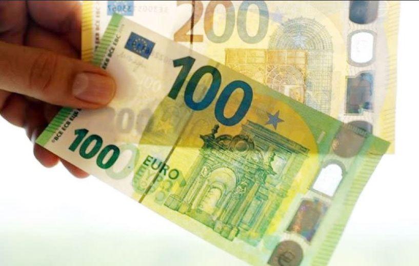 Κυκλοφόρησαν χθες τα νέα χαρτονομίσματα  των 100 και 200 ευρώ