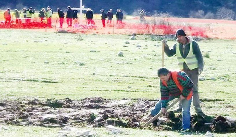Βρέθηκαν τα οστά 108 Ελλήνων πεσόντων στο αλβανικό μέτωπο