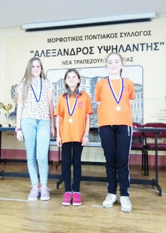 """Με μεγάλη επιτυχία έγιναν οι σκακιστικοί αγώνες """"ΥΨΗΛΑΝΤΕΙΑ 2018"""" στην Κατερίνη"""