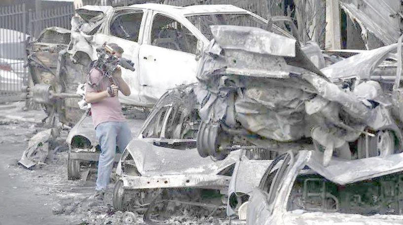 Το ΤΕΕ καλεί τους μηχανικούς να συνδράμουν εθελοντικά στην καταγραφή των ζημιών