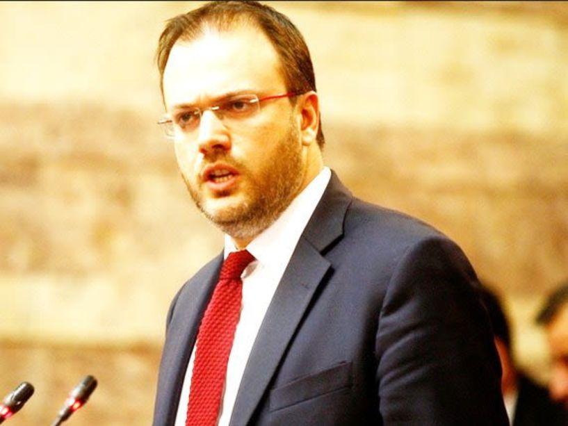 Θ. Θεοχαρόπουλος: «Η μπουλντόζα της κυβέρνησης κατεδαφίζει τώρα την Αυτοδιοίκηση»