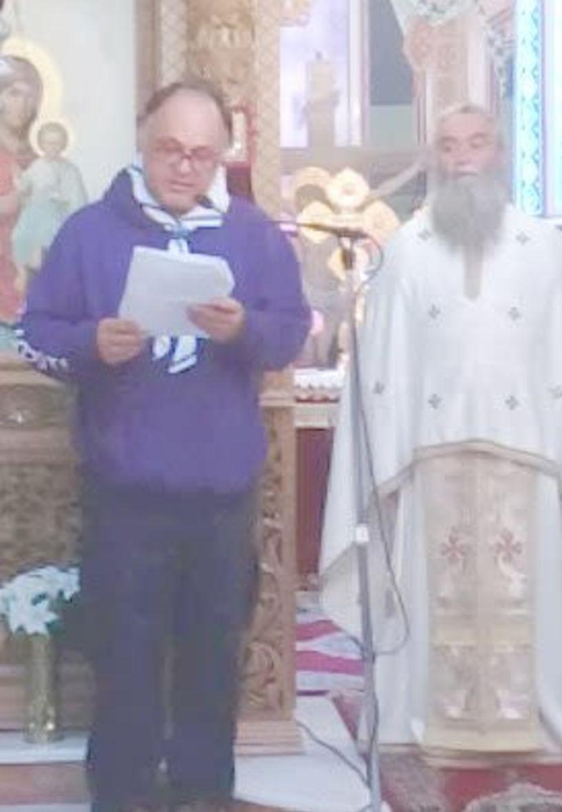 Πανηγυρικός λόγος 100 χρόνων προσκοπικής ζωής στην Καστανιά