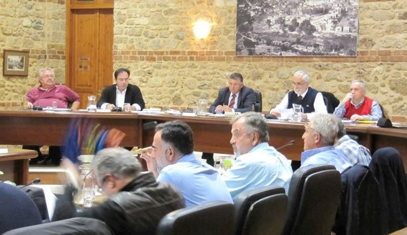 Συλλαλητήριο για τη Μακεδονία, κοιμητήρια,  φαρμακευτική κάνναβη και παλαιό Δικαστικό Μέγαρο  στο Δημοτικό Συμβούλιο Βέροιας