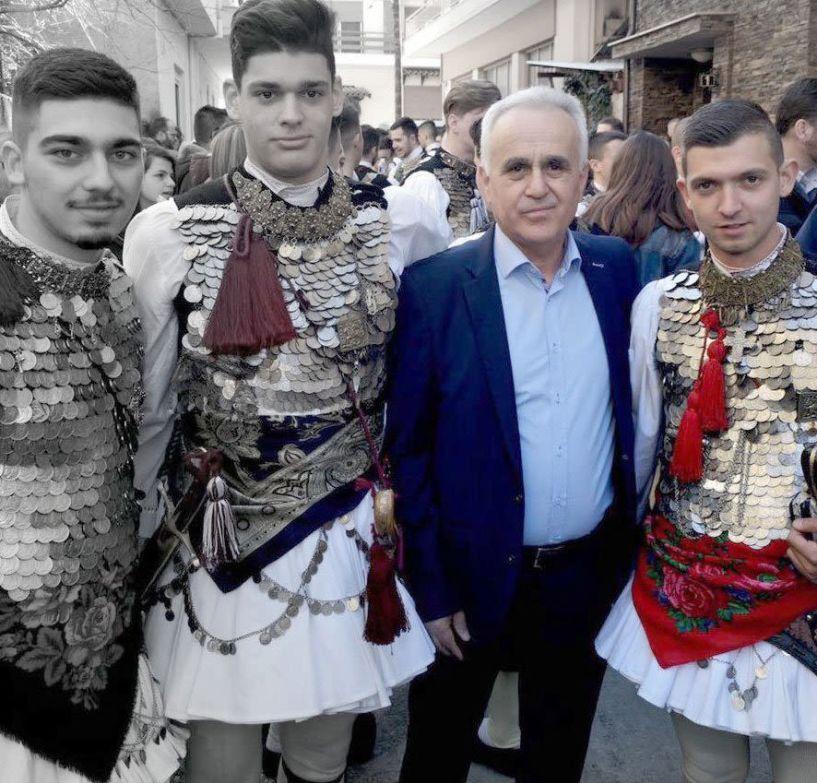 Σ. Μουρτζίλας: «Στόχος μας   η συνεργατικότητα των πολιτιστικών   δράσεων των συλλόγων της Ημαθίας»
