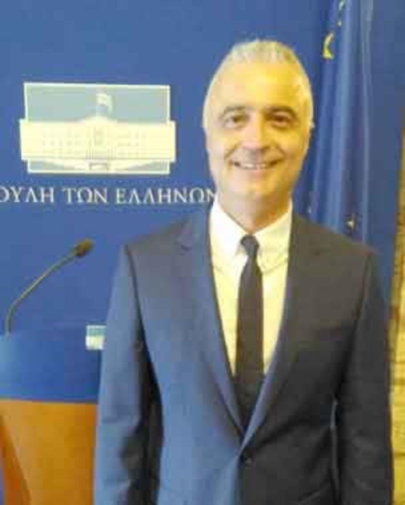 Λάζαρος Τσαβδαρίδης*: Τεράστια τα οφέλη για τους  πολίτες και την Εθνική οικονομία από την ψήφιση του Νόμου για την Προστασία των Προσωπικών Δεδομένων!