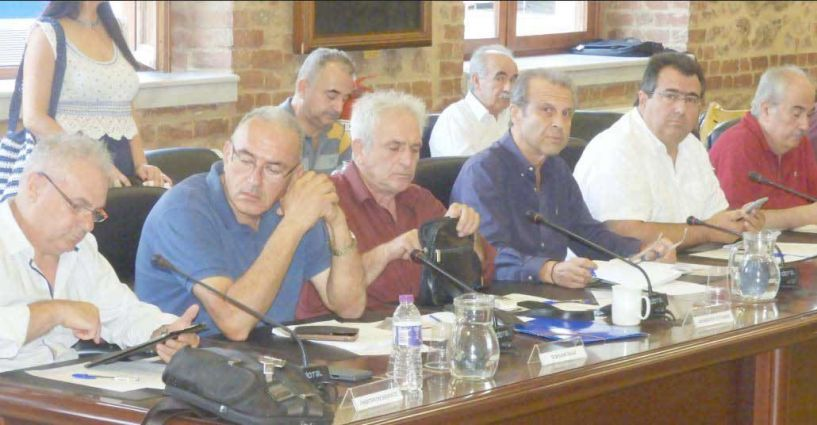 Zητήματα καθημερινότητας έθεσαν δημοτικοί σύμβουλοι Βέροιας σε Δήμαρχο και αντιδημάρχους