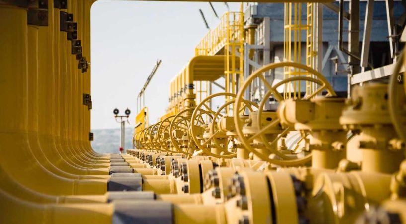 Ο ΤΑΡ εισάγει  δοκιμαστικά το πρώτο φυσικό αέριο  στο ελληνικό  τμήμα του αγωγού