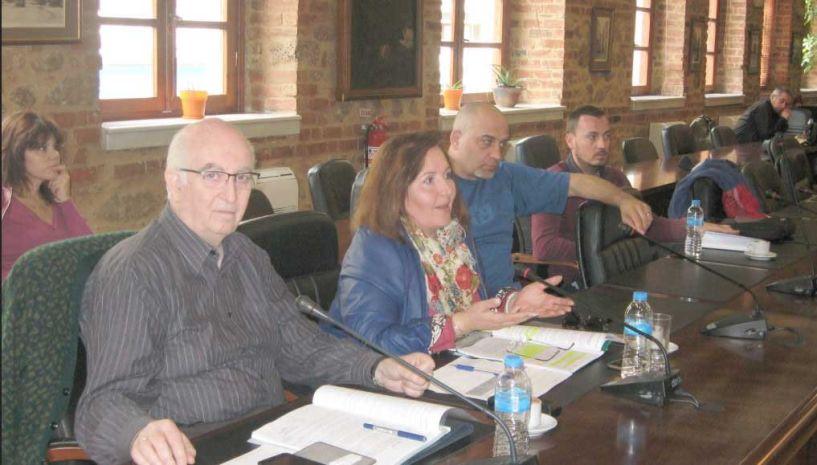 Για την αντιμετώπιση των σεισμικών κινδύνων συνεδρίασε   το Συντονιστικό Τοπικό Όργανο Πολιτικής Προστασίας