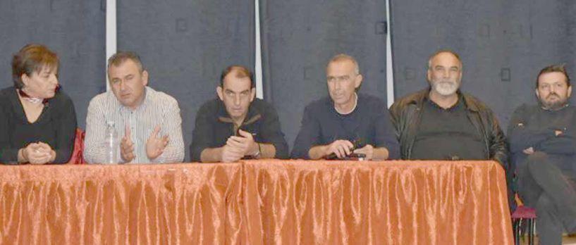 ΑΓΡΟΤΙΚΟΣ ΣΥΛΛΟΓΟΣ ΓΕΩΡΓΩΝ ΒΕΡΟΙΑΣ:   Δίμηνος προγραμματισμός   για συνάντηση με Βορίδη,   ευρεία σύσκεψη   στη Βέροια και κινητοποιήσεις