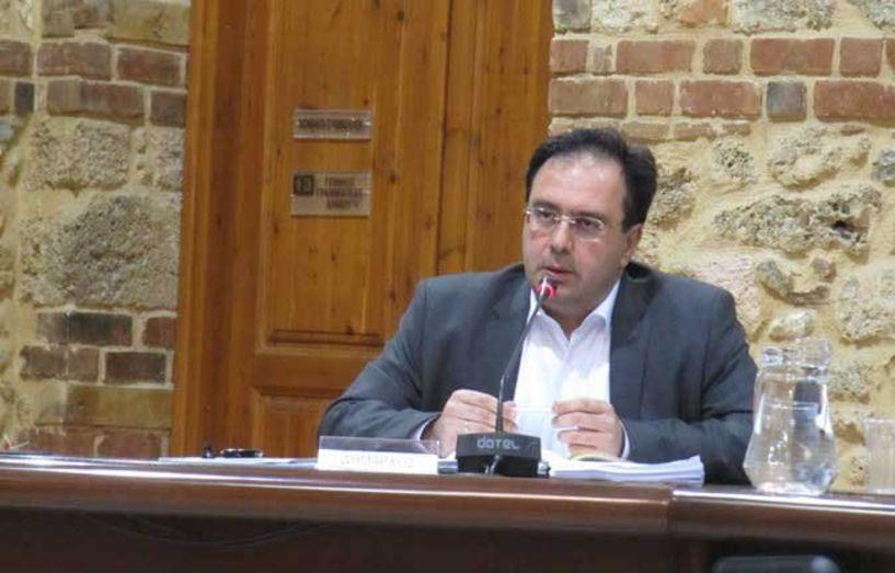 Ο Δήμαρχος Κ. Βοργιαζίδης στον ΑΚΟΥ 99.6 για τη νέα χρονιά - Οι βασικοί στόχοι του Δήμου Βέροιας για το 2020