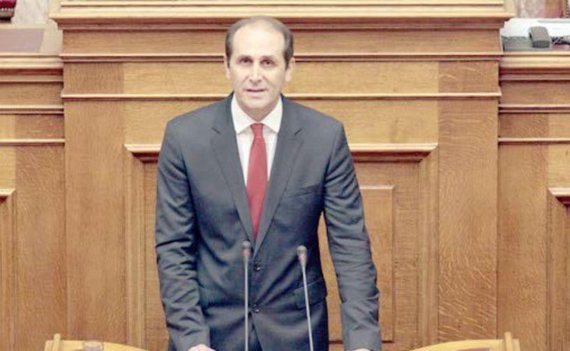 Κατατέθηκε προς ψήφιση  Τροπολογία για απαλλαγή των δωρεών από ΦΠΑ - Τη στήριξη των κομμάτων ζήτησε ο Υφυπουργός Οικονομικών Απ. Βεσυρόπουλος