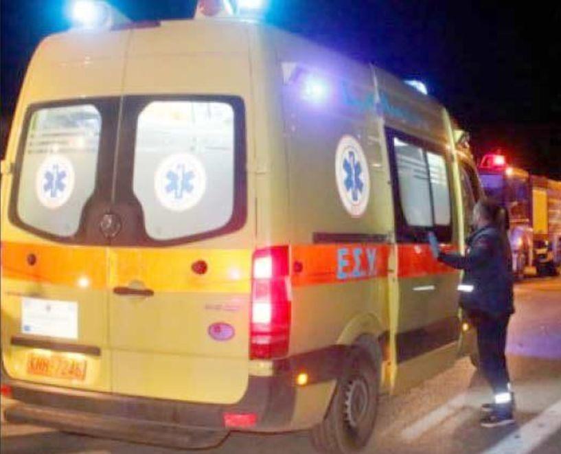 Τη ζωή του σε τροχαίο έχασε χθες 44χρονος στη Βέροια