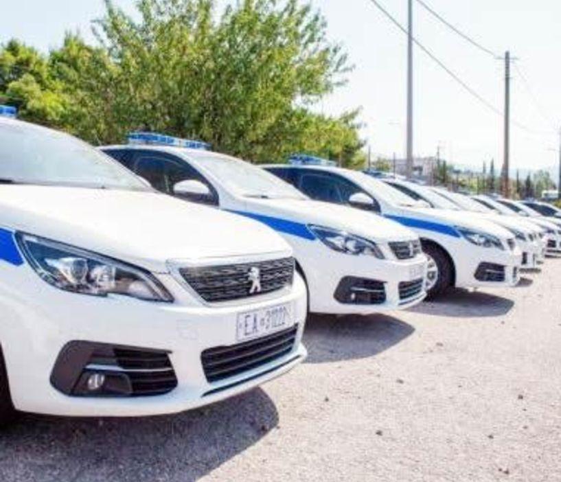 60 οχήματα στις υπηρεσίες της Αστυνομίας στην Κεντρική Μακεδονία - Ελπίζουμε και στην Ημαθία