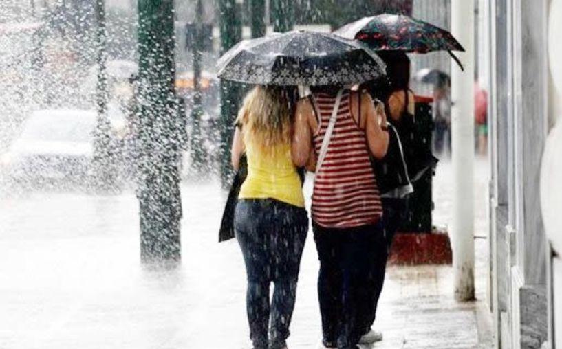 Μετά τον πολυήμερο καύσωνα, βροχές και καταιγίδες;