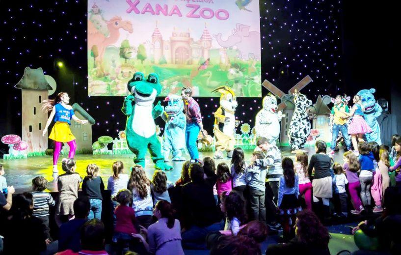 Το Σάββατο 3 Φεβρουαρίου στο ΣΤΑΡ  «XΑΝΑ ΖΟΟ» 10 Χρόνια μαζί για δύο παραστάσεις στη Βέροια