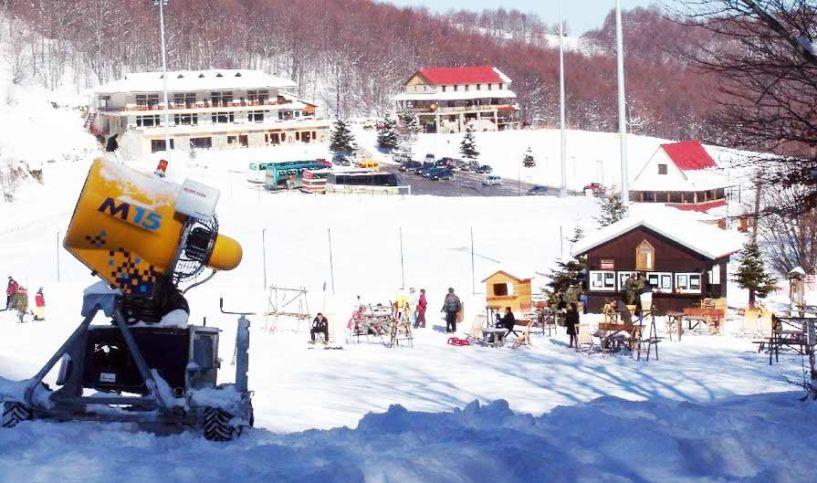 Στις 20 Δεκεμβρίου πρεμιέρα για το χιονοδρομικό  στα 3-5 Πηγάδια