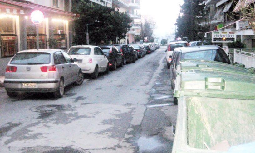 Εκτάκτως, ούτε στάση, ούτε στάθμευση στην οδό  Παστέρ