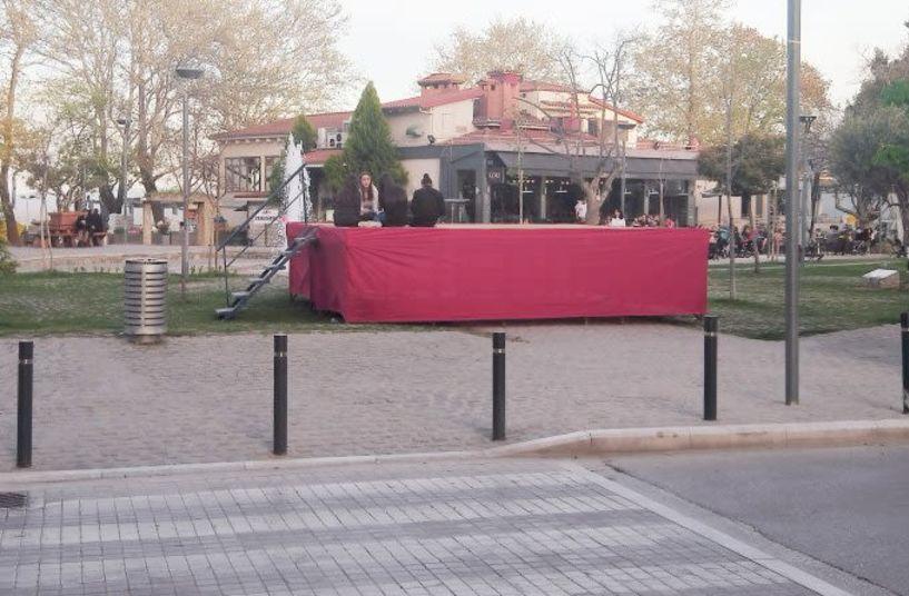 Στην Πλατεία Εληάς  η Ανάσταση