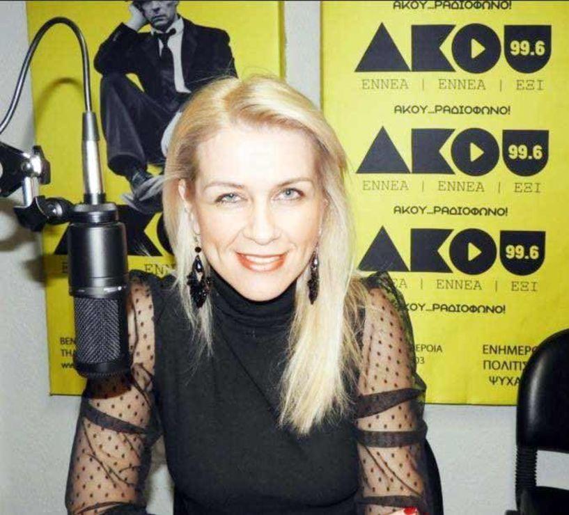 Λίνα Τουπεξή: Είμαι έτοιμη να δείξω το καλύτερο «λινάρι» στη συλλογή του 2020