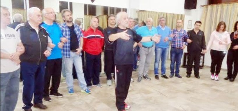 Συνάντηση-σεμινάριο με ηπειρώτικους χορούς στον Χορευτικό Όμιλο Βέροιας