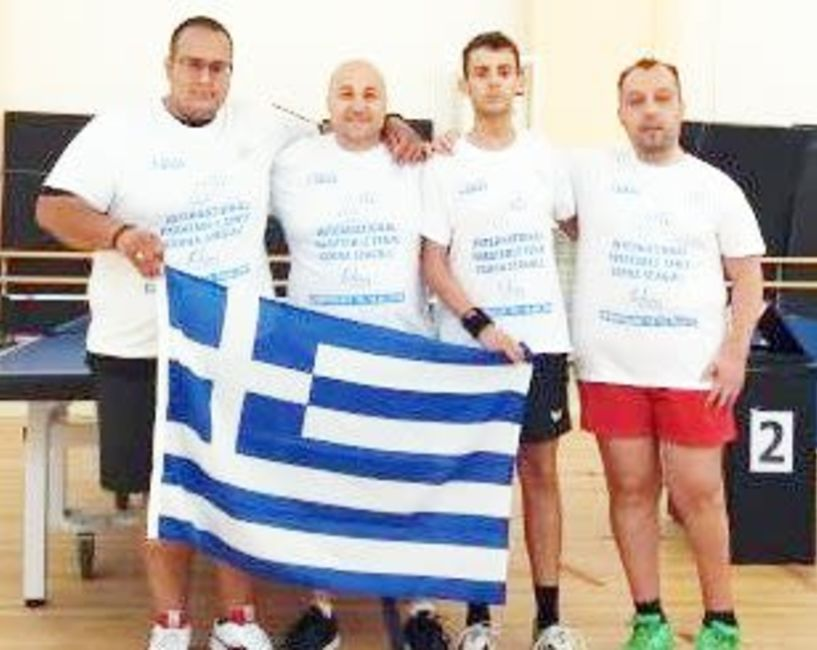 Varna, Bulgaria, 17-20/05/2018 - Με 1 χρυσό και 2 χάλκινα μετάλλια επέστρεψε η ελληνική αποστολή