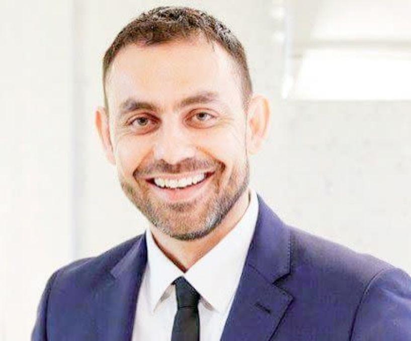 Διακοσμητής της χρονιάς  στο Λονδίνο, ο βεροιώτης Νίκος Χατζηπαρασίδης