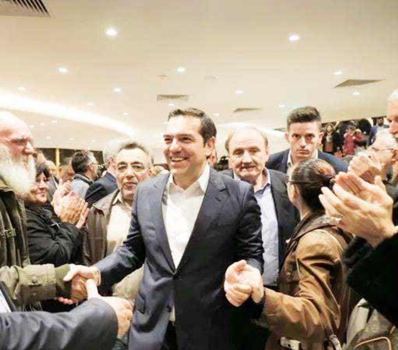Τσίπρας: Συνιδιοκτήτες  στον ΣΥΡΙΖΑ, οι ΠΑΣΟΚΟΙ!