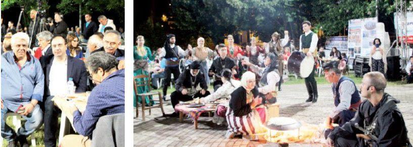 Για 13η χρονιά ο Κλήδονας στο Κομνήνιο  από την Εύξεινο Λέσχη Βέροιας