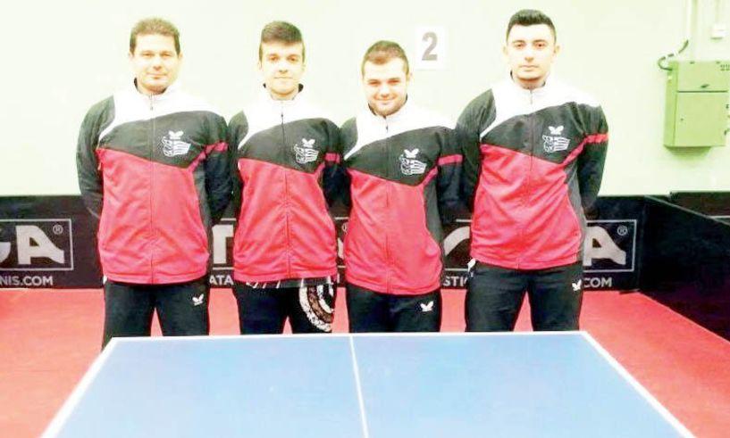 Πινκ-Πονγκ - Με Δύο Ήττες ξεκίνησε το Πρωτάθλημα στη Β' Εθνική Βορείου Ελλάδας Ανδρών ο Α.Σ.Ε.Α.Β.