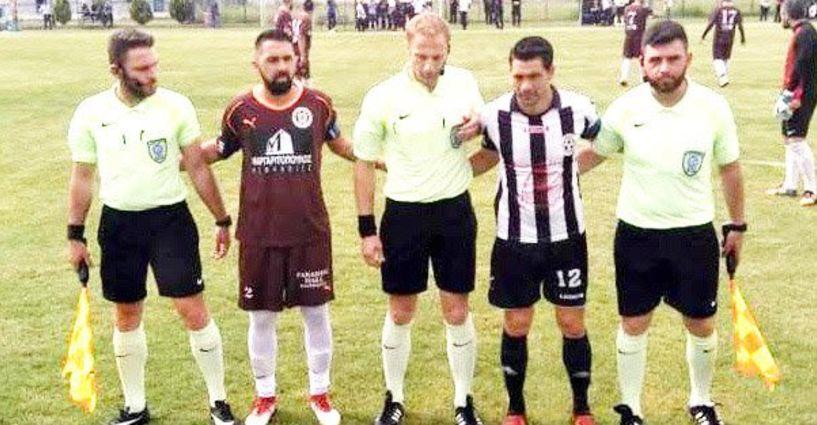 Νίκη της Αγκαθιάς 1-2  στις καθυστερήσεις της παράτασης τον ΠΑΟΚ Αλεξάνδρειας  και ανεβαίνει στη Γ΄ Εθνική