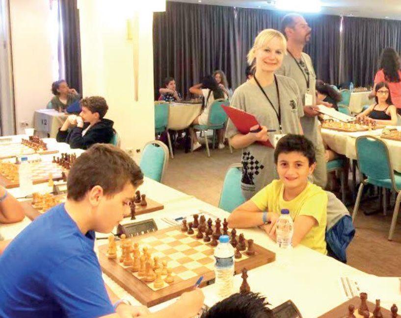 «Οικογενειακή υπόθεση» το πανελλήνιο σκακιστικό πρωτάθλημα νέων