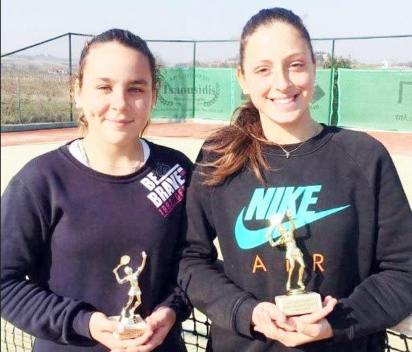 Τεννις Ε3 Γ Ενωσης - Εντυπωσίασε η Μαριαλίνα Σιδηροπούλου στο βαθμολογούμενο πρωτάθλημα Junior Ε3 της Γ΄ Ένωσης
