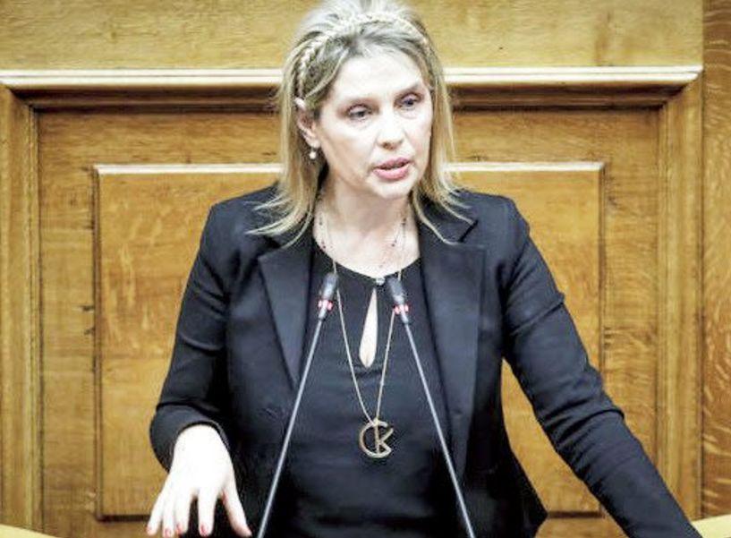 Τελικά η Κατερίνα Παπακώστα υπουργοποιήθηκε και επί ΣΥΡΙΖΑ