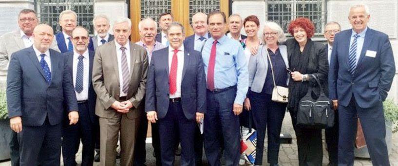 Καίρια υγειονομικά ζητήματα στη σύνοδο της CEOM στην Τιμισοάρα Ρουμανίας