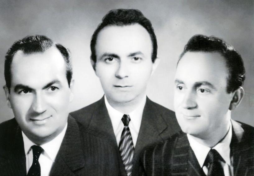Ευεργέτες και δωρητές της Βέροιας - Τα αδέρφια Κούσιου