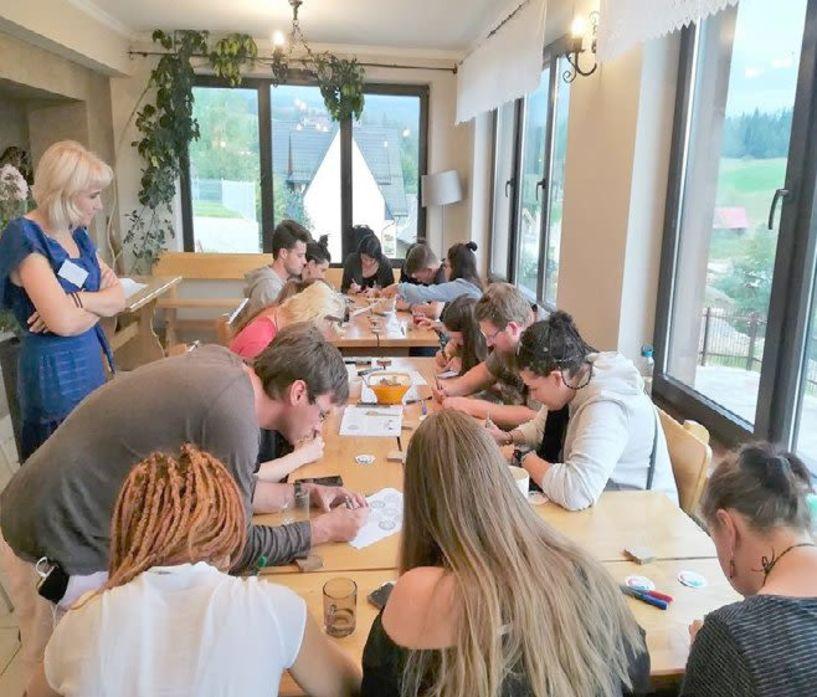 Στο Murzasichle της Πολωνίας η ομάδα «Kiriotissa's YOut(H)opia» με το πρόγραμμα Erasmus+