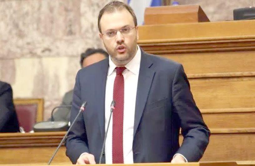 Ερώτηση Θεοχαρόπουλου  προς Τσακαλώτο και Αραχωβίτη:  «Η αποτυχημένη πολιτική  της κυβέρνησης ΣΥΡΙΖΑ - ΑΝΕΛ  έχει οδηγήσει τους αγρότες σε απόγνωση»