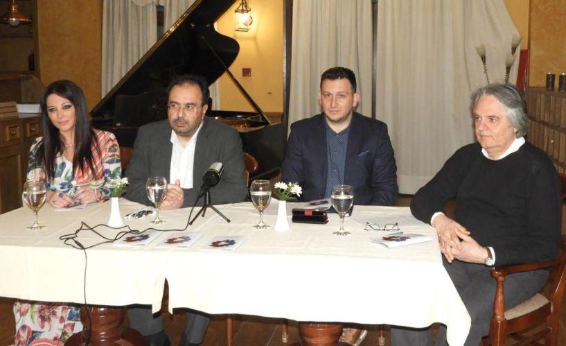 Κ. Βοργιαζίδης: «Μετά από πολυετή δουλειά θεσμοθετείται ο πολιτισμός στη Βέροια»