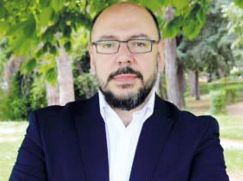 Σταύρος Βαλσαμίδης  Υποψήφιος Δημοτικός Σύμβουλος