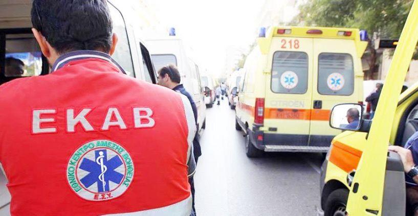 Έρχονται 4 διασώστες στο ΕΚΑΒ  αλλά δεν… σώζουν την κατάσταση