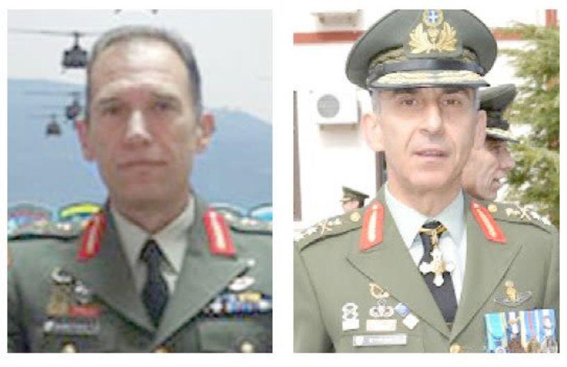 Ο υποστράτηγος Πέτρος Δεμέστιχας είναι νέος διοικητής στην Ι Μεραρχία Πεζικού  - Στην 1η Στρατιά ως υποδιοικητής ο Γ. Βύνιος