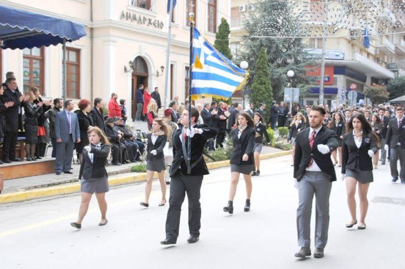 Το πρόγραμμα εορτασμού της 25ης Μαρτίου  σε Βέροια, Νάουσα και Αλεξάνδρεια