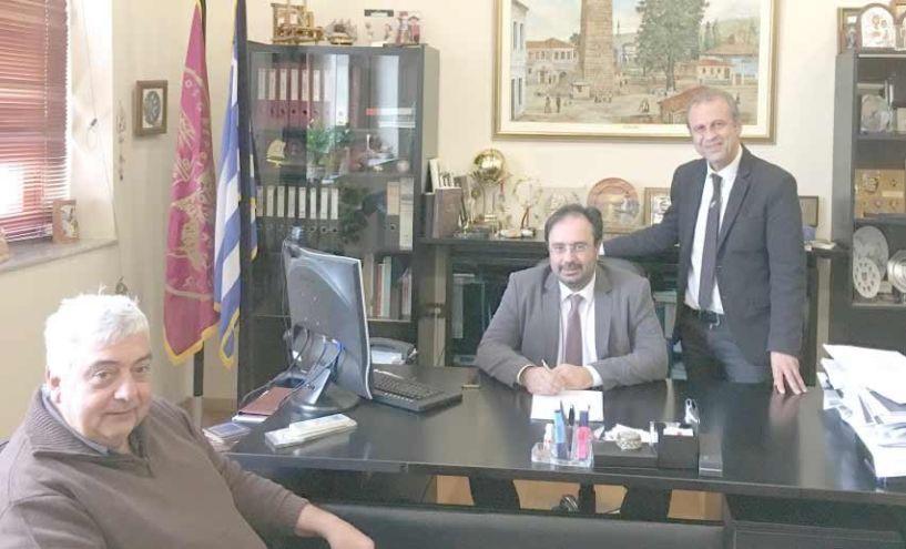 Εργασίες οδοποιίας στις Δημοτικές Ενότητες Μακεδονίδος και Δοβρά   -Υπογράφτηκε η σχετική σύμβαση από το Δήμαρχο Βέροιας