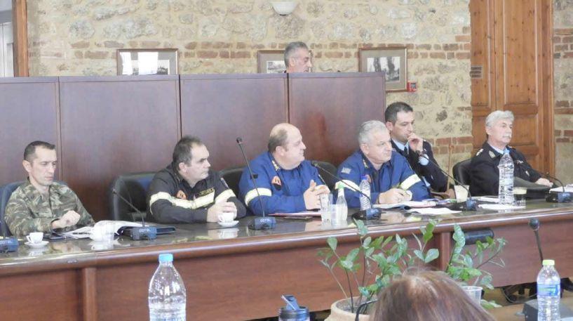 Σε ετοιμότητα και διάθεση καλής συνεργασίας όλες οι Υπηρεσίες ενόψει του χειμώνα