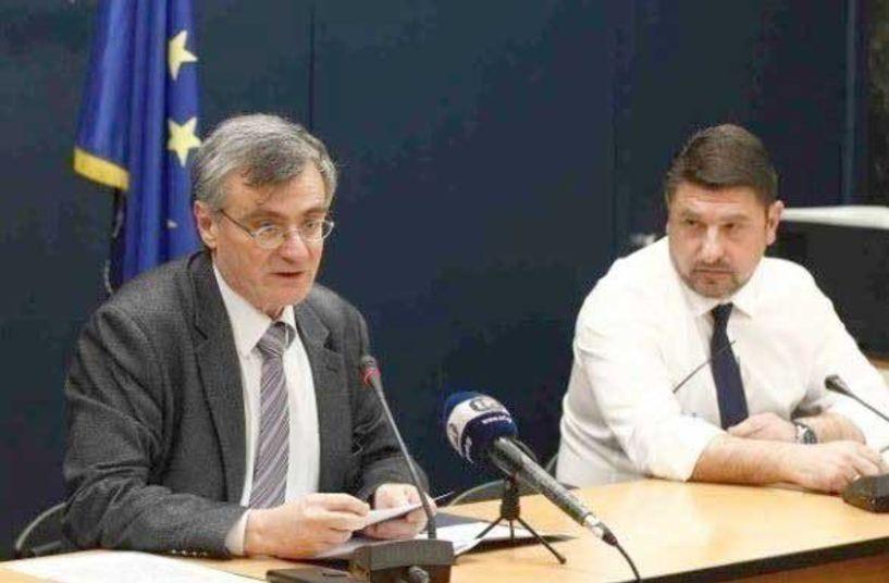 Σ. Τσιόδρας: Τηρούμε   τα μέτρα, μένουμε   σε επαγρύπνηση,   δεν έχουμε πορεία Ιταλίας