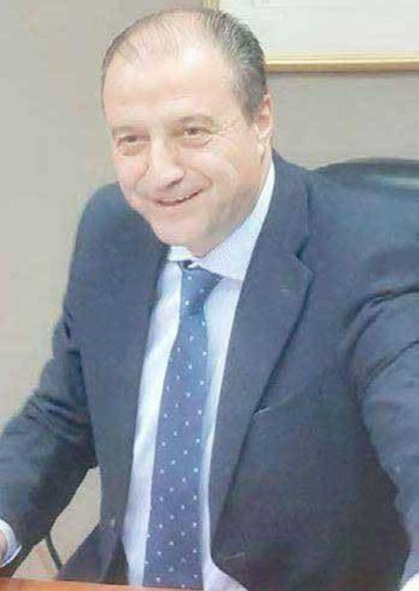 Ευχές του Διοικητή Γ.Ν. Ημαθίας, Ηλία Πλιόγκα