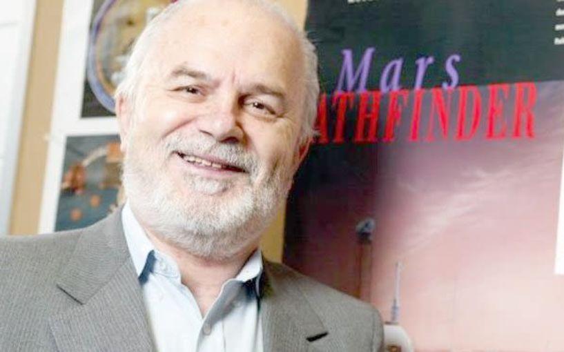 Από τα Γρεβενά στη ΝΑΣΑ   ο διακεκριμένος καθηγητής   που μίλησε στο Εκκοκκιστήριο Ιδεών